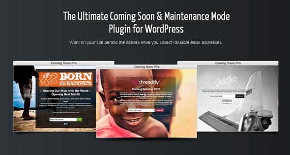 SeedPro v5.12.8 – Comming Soon Pro Plugin