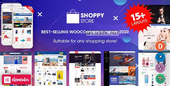 ShoppyStore v3.5.9 – WooCommerce WordPress Theme