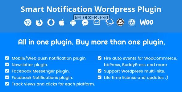 Smart Notification WordPress Plugin v9.2.75