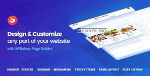 Smart Sections Theme Builder v1.5.5 – WPBakery Page Builder Addon