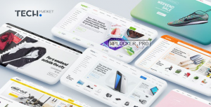Techmarket v1.4.6 – Multi-demo & Electronics Store Theme