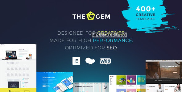 TheGem 4.5.4 – Creative Multi-Purpose WordPress Theme