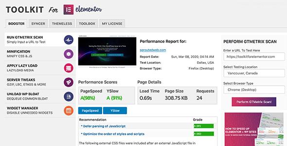 ToolKit For Elementor v1.3.11