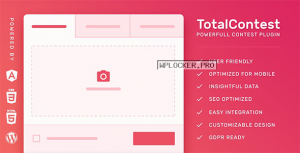 TotalContest Pro v2.1.5 – Responsive Contest Plugin