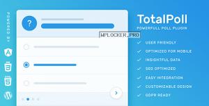 TotalPoll Pro v4.3.0 – WordPress Poll Plugin