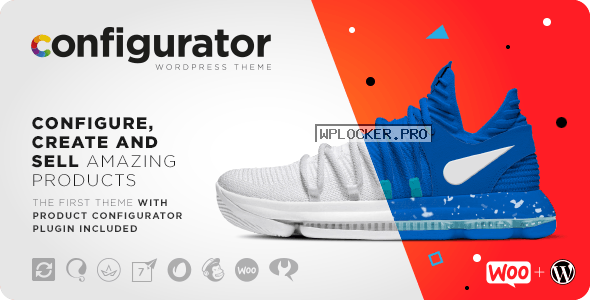 WP Configurator v1.3.3 – WooCommerce WordPress Theme