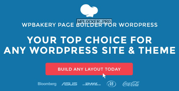 WPBakery Page Builder for WordPress v6.4.0