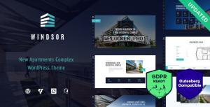 Windsor v1.8.4 – Apartment Complex / Single Property WordPress Theme