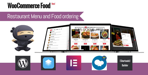 WooCommerce Food v2.0 – Restaurant Menu & Food ordering