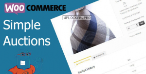 WooCommerce Simple Auctions v1.2.39 – WordPress Auctions