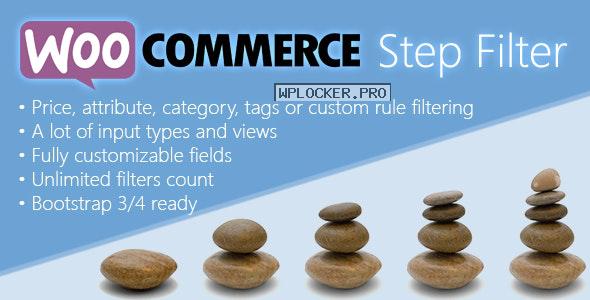 Woocommerce Step Filter v7.5.0