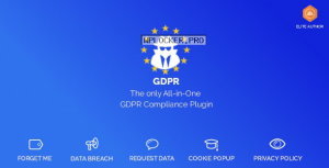 WordPress GDPR v1.9.7