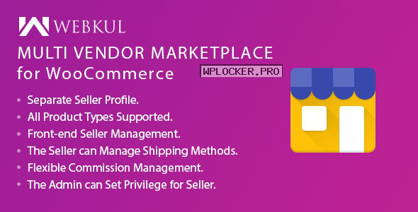 WordPress WooCommerce Multi Vendor Marketplace Plugin v4.9.3