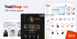 Yozi v2.0.30 – Multipurpose Electronics WooCommerce Theme