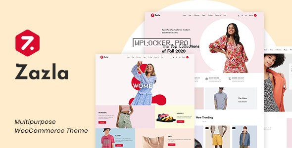 Zazla v1.0.3 – Modern & Minimal WooCommerce Theme