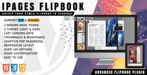 iPages Flipbook For WordPress v1.3.7