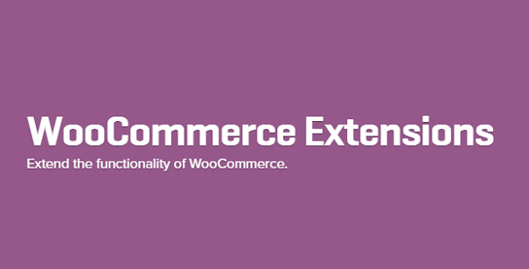 56 Woocommerce Extensions + Updates