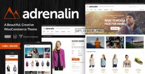 Adrenalin v2.0.9 – Multi-Purpose WooCommerce Theme
