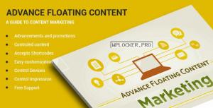 Advanced Floating Content v3.6.2
