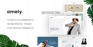 Amely v2.6.2 – Fashion Shop WordPress Theme for WooCommerce