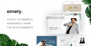 Amely v2.6.4 – Fashion Shop WordPress Theme for WooCommerce
