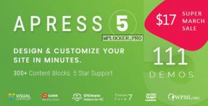 Apress v5.2.4 – Responsive Multi-Purpose Theme