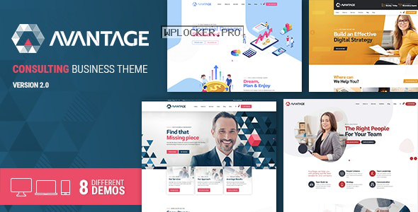 Avantage v2.0.7 – Business Consulting
