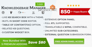 BWL Knowledge Base Manager v1.3.5