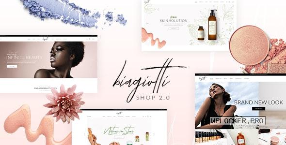 Biagiotti v2.4 – Beauty and Cosmetics Shop