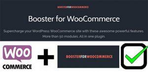 Booster Plus for WooCommerce v5.3.7