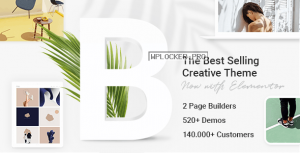 Bridge v23.5 – Creative Multi-Purpose WordPress Theme