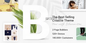 Bridge v23.7 – Creative Multi-Purpose WordPress Theme