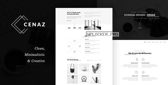 CEZAN v1.1.8 – Minimal Multipurpose WordPress Theme