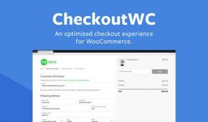 CheckoutWC v3.12.2 – Optimized Checkout Page for WooCommerce
