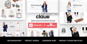 Claue v2.0.6 – Clean, Minimal WooCommerce Theme