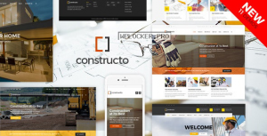 Constructo v4.1.6 – WP Construction Business Theme