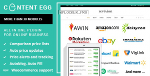 Content Egg v7.3.0 – all in one plugin for Affiliate