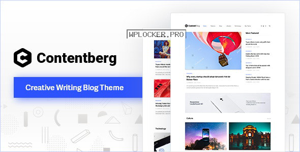 Contentberg Blog v1.8.2 – Content Marketing Blog