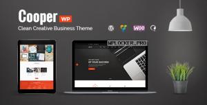 Cooper v2.0 – Clean Creative Business Theme