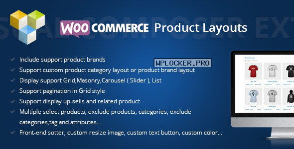 DHWCLayout v3.1.8 – Woocommerce Products Layouts