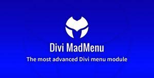 Divi MadMenu v1.2 – Advanced Divi Menu Module + Demos