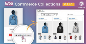 Docket v1.4.1 – WooCommerce Collections / Wishlist / Watchlist – WordPress Plugin
