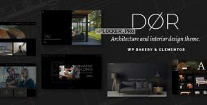 Dor v2.1 – Modern Architecture and Interior Design Theme