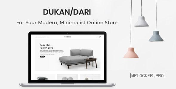 Dukandari v1.2.6 – A Modern, Minimalist eCommerce Theme