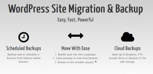 Duplicator Pro v4.0.1 – WordPress Site Migration & BackUp