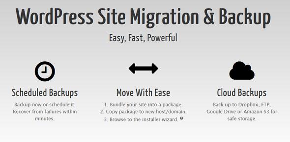 Duplicator Pro v4.0.1 – WordPress Site Migration & BackUp