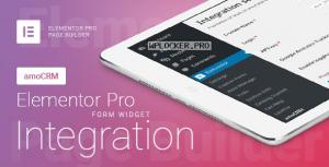Elementor Pro Form Widget – amoCRM – Integration v2.3.1