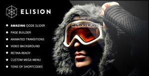 Elision v4.4 – Retina Multi-Purpose WordPress Theme