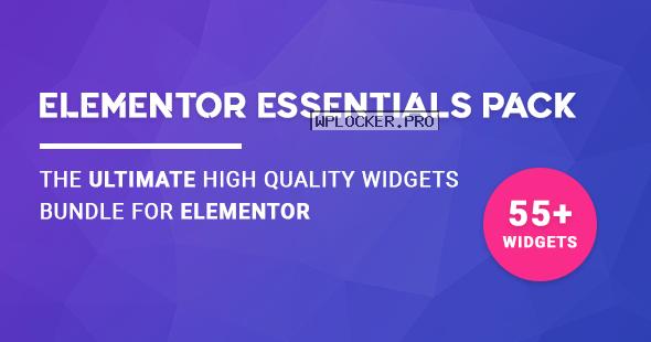 Essential Addons for Elementor v4.2.1