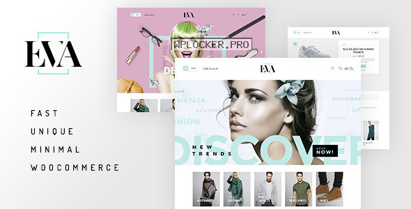 Eva v1.9.5 – Fashion WooCommerce Theme
